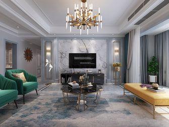 130平米四室两厅其他风格客厅图片大全