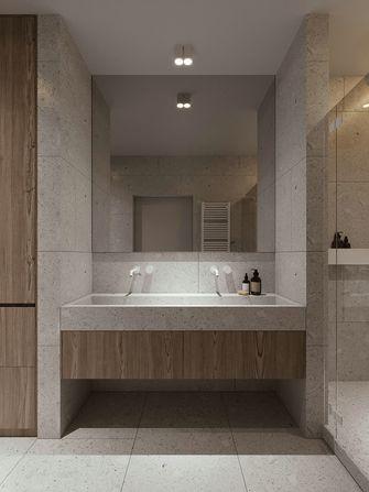 50平米一室两厅现代简约风格卫生间装修图片大全