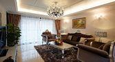 富裕型140平米三欧式风格客厅图片