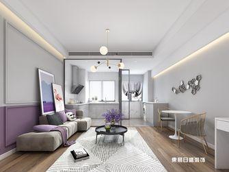 140平米四室两厅美式风格阳台图片