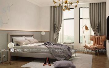 100平米三室一厅欧式风格卧室图片