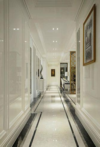 120平米四室两厅新古典风格走廊装修案例