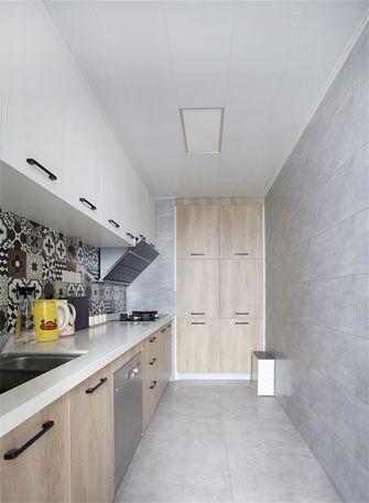 130平米三混搭风格厨房图片大全