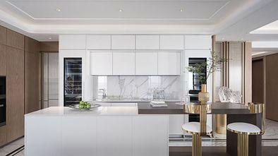 140平米三室两厅法式风格厨房图