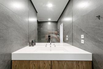 70平米一居室混搭风格卫生间图