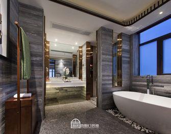 140平米三室两厅东南亚风格卫生间装修效果图