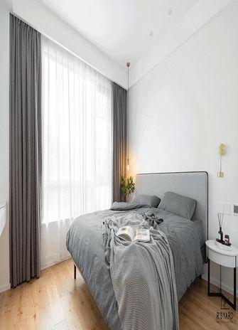 130平米四宜家风格卧室装修效果图