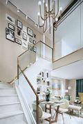40平米小户型其他风格楼梯间图