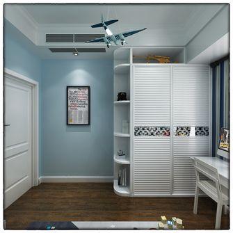 140平米四室四厅欧式风格儿童房图
