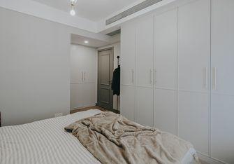 120平米三室一厅混搭风格卧室欣赏图