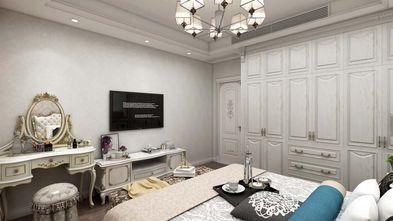 130平米三室两厅欧式风格卧室效果图