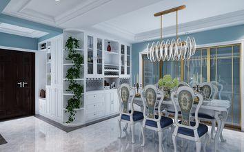140平米四室两厅地中海风格餐厅图