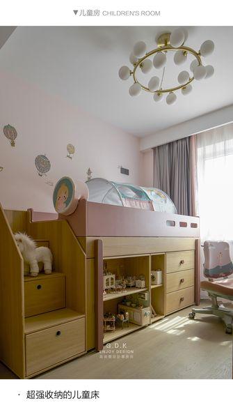 60平米公寓现代简约风格儿童房欣赏图
