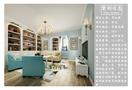 3万以下90平米公寓地中海风格客厅设计图