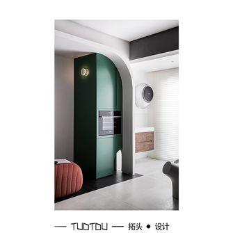 豪华型60平米混搭风格卫生间欣赏图