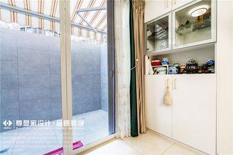 110平米三中式风格阳台图片大全