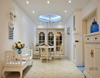 110平米三室两厅地中海风格玄关欣赏图