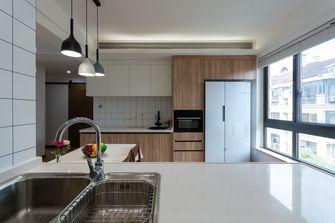 140平米三日式风格厨房设计图