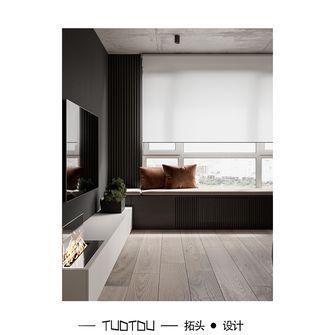 豪华型90平米一室两厅现代简约风格其他区域欣赏图
