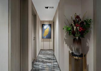 140平米四室一厅混搭风格走廊装修效果图