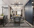 140平米四室四厅其他风格餐厅效果图