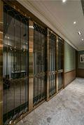 90平米三室两厅新古典风格衣帽间装修案例