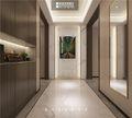 140平米四室三厅美式风格玄关图片大全