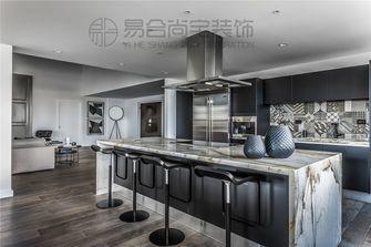 140平米三室两厅美式风格厨房图