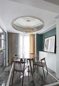 100平米三室一厅其他风格餐厅欣赏图