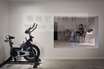 140平米别墅北欧风格健身室装修案例