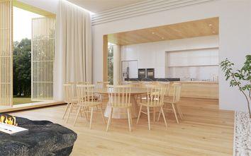 140平米别墅日式风格餐厅图片大全