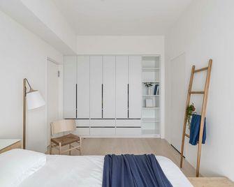 90平米四室一厅北欧风格卧室装修效果图
