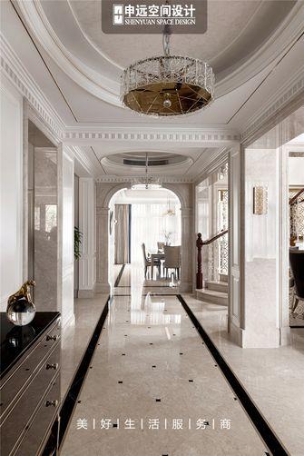 140平米别墅法式风格楼梯间装修案例