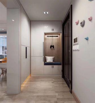 130平米三室两厅北欧风格走廊图片大全
