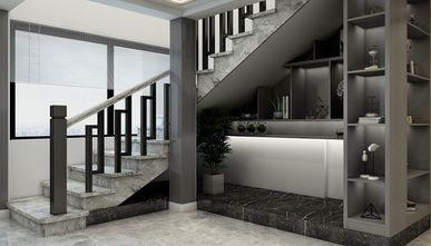 140平米别墅混搭风格储藏室装修图片大全
