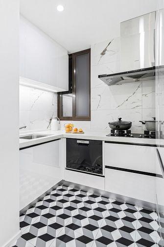 80平米三北欧风格厨房装修图片大全