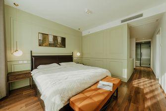 140平米三室两厅混搭风格卧室效果图