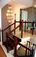 豪华型140平米复式中式风格楼梯装修效果图