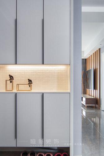 10-15万80平米三室两厅北欧风格玄关效果图