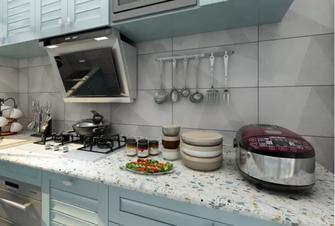 50平米公寓北欧风格厨房装修效果图