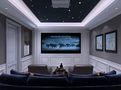 140平米复式混搭风格影音室图