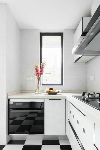 80平米北欧风格厨房装修案例