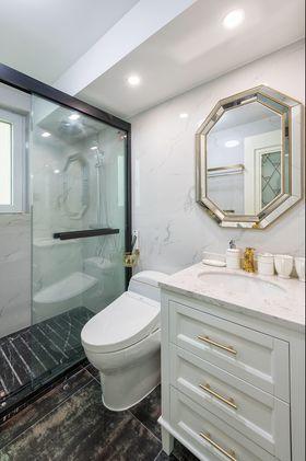 100平米四室两厅美式风格卫生间装修效果图
