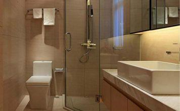 140平米四室两厅混搭风格卫生间装修图片大全