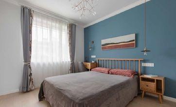 70平米三北欧风格卧室装修效果图