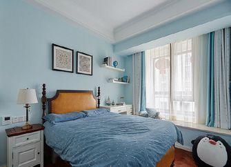 90平米三美式风格卧室效果图