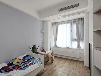 100平米日式风格儿童房图片