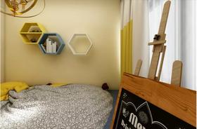 120平米三美式風格臥室裝修效果圖