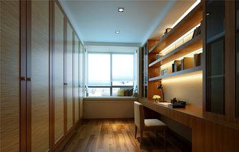 140平米四室两厅东南亚风格书房欣赏图