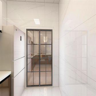 60平米三室两厅中式风格厨房欣赏图